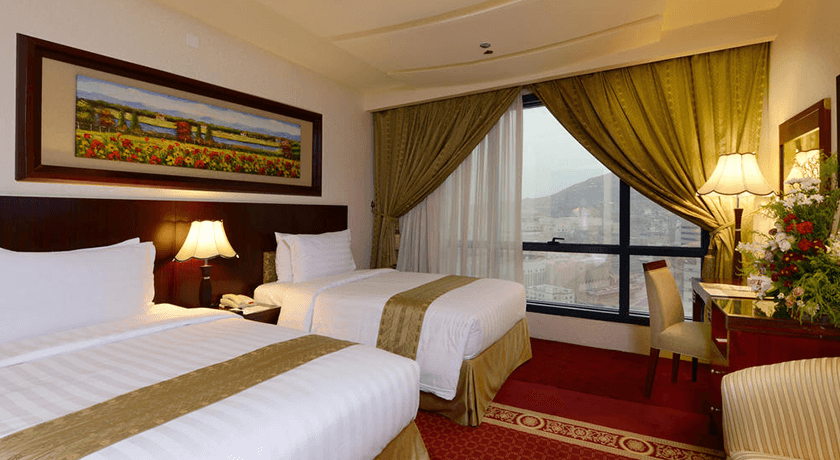 14 Days Super Hajj Package