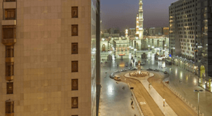 16 Days Deluxe Hajj Package